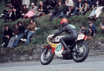 Flash back 1971 : 1 podium pour Marsowski