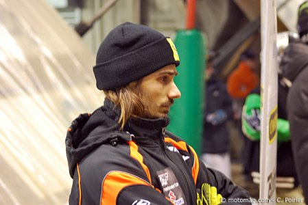 Supercross de Grenoble 2013 : concentration