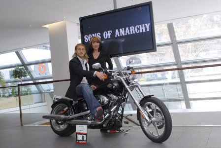 Sons Of Anarchy : Lancement en France