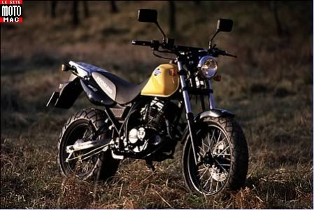 Hyosung 125 Karion : bagagerie