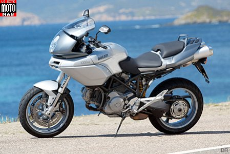 Ducati Multistrada 1000 DS : embrayage