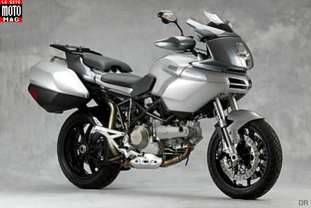 Ducati Multistrada 1000 DS : selle en option