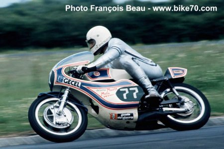 Flash back 1971 : double champion de France