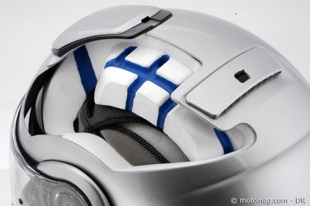 Shoei Neotec : ventilation optimale