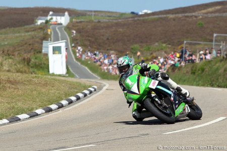 Tourist Trophy 2013 : junior sur Kawa