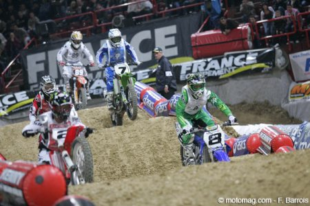 SX Bercy 2007 : Reed domine
