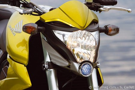 Essai Honda CB 1000 R : protection nulle
