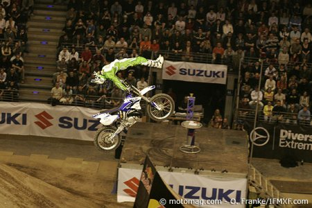 FMX Berlin : Romain Izzo deadbody