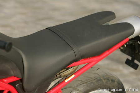 Sachs 125 X-Road : selle