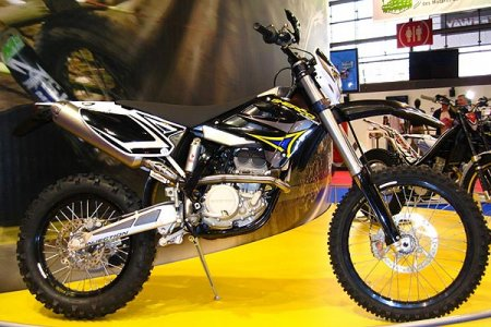 Sherco 250i : la version