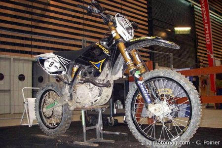Essai Sherco 250i : made in France