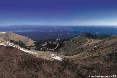 Pike's Peak : course hors norme