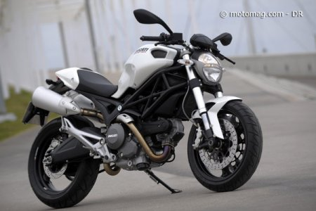 Ducati 696 Monster : freinage