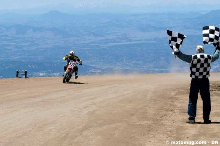 Pike's Peak : soulagement et frustration