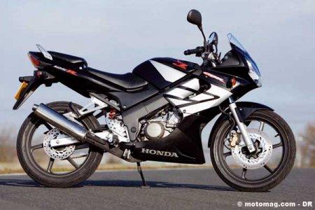 match honda cbr 125 derbi gpr 125 racing 2005 moto. Black Bedroom Furniture Sets. Home Design Ideas