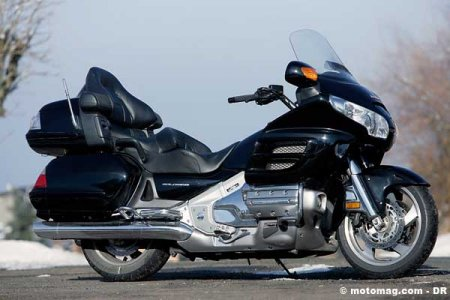 Honda 1800 Goldwing : carte d'identité