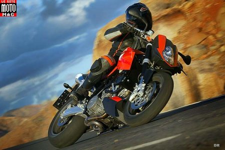 KTM 990 Super Duke : roadster sportif