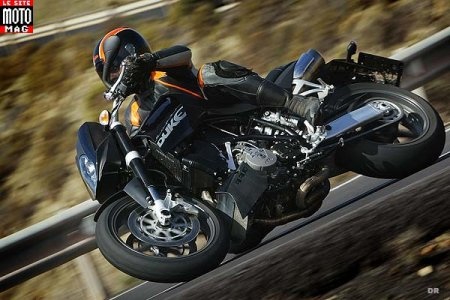 KTM 990 Super Duke : courbes adict's