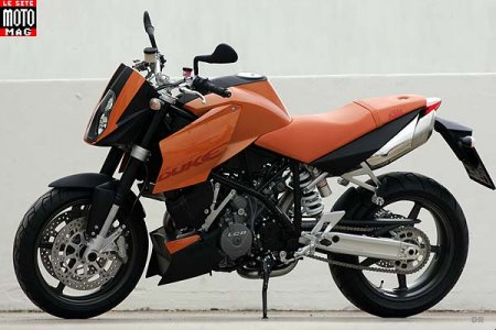 KTM 990 Super Duke : look
