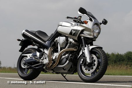 Yamaha MT-OS : look