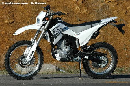WR 250 R : finesse bienvenue
