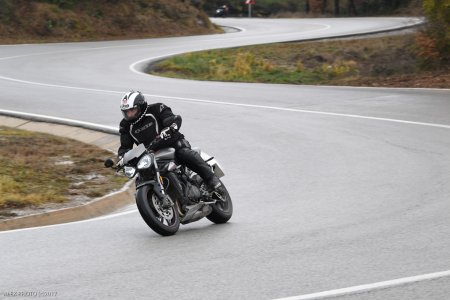 Triumph Street Triple RS : super efficace