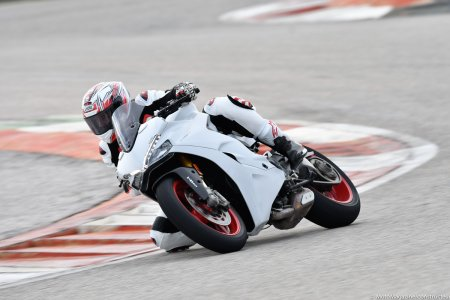 Ducati Supersport S : suspensions Öhlins