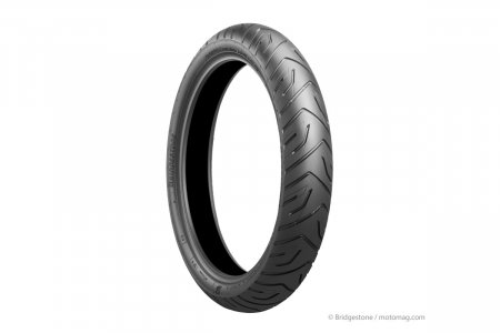 Bridgestone Adventure A41 avant