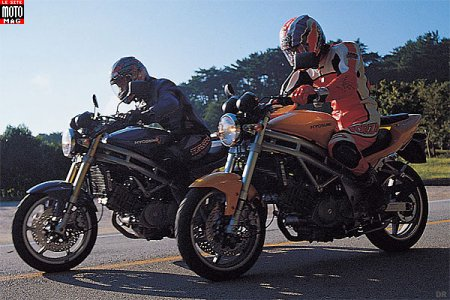 Hyosung 650 Comet : ressemblance