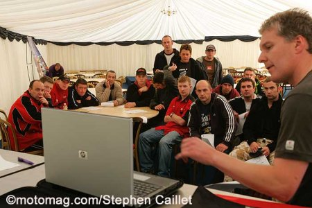 GP Ulster : briefing pour les Newcomers