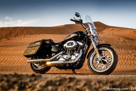 Harley-Davidson SuperLow 1200T : finition excellente