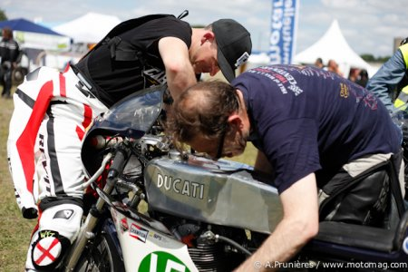 Iron Bikers 2012 : chercher la panne