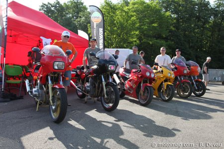 Bikers' Classic 2012 : Laverda Club de France