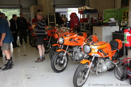 Bikers' Classic 2012 : Laverda hollandaises