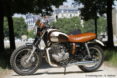 Mash Five Hundred Von Dutch : scrambler clinquant