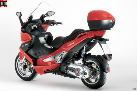 Gilera 500 Nexus : option