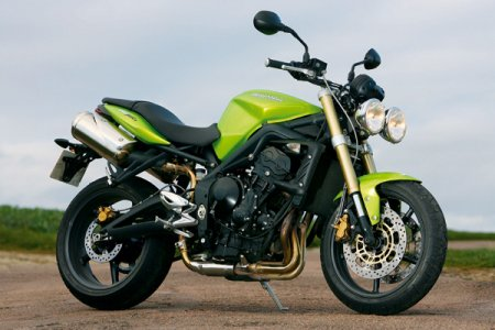 Triumph 675  Street Triple : star des roadsters