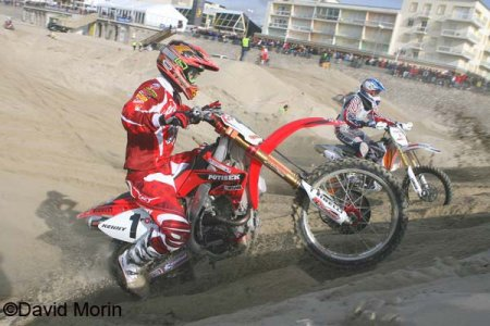 Beach Cross 2008 : Tim Potisek reste sur sa faim