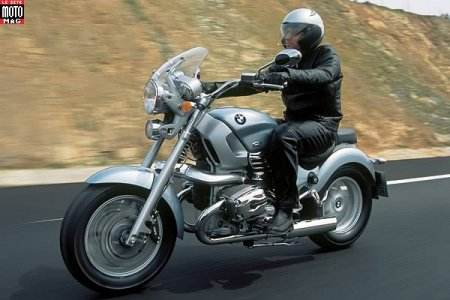 BMW R 1200 C Montauk : position