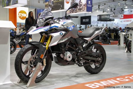 Salon Motor Show : BMW G310GS