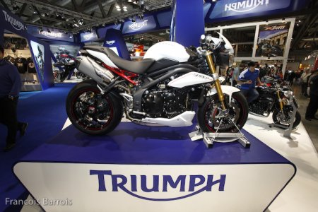 Milan-Triumph Speed Triple R : sur les podiums ?