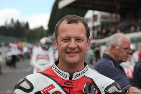 Bikers' Classic 2012 : Terry Rymer prometteur