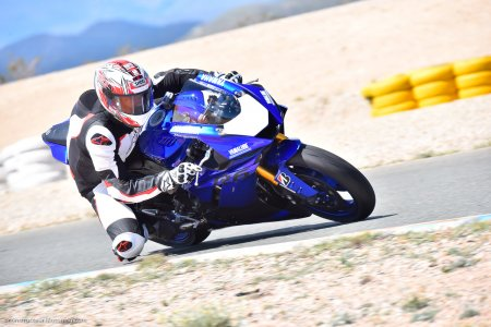 Yamaha YZF-R6 : version Racing en option