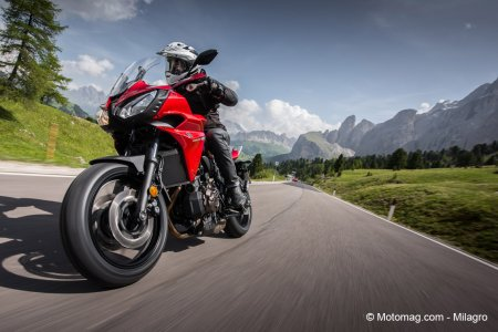 Yamaha Tracer 700 : une vraie GT