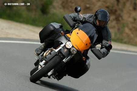 Buell XB12X Ulysses : conso