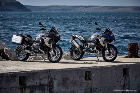 BMW R 1200 GS 2017 : Exclusive ou Rallye ?