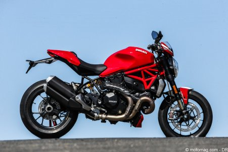 Ducati Monster 1200 R : Monster for ever