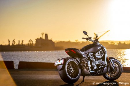 Ducati XDiavel S : S comme Superlative