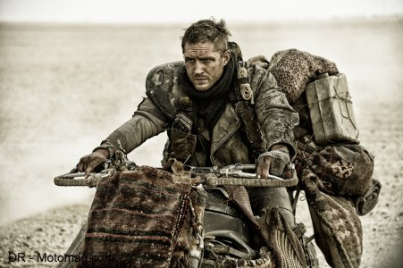 Mad Max Fury Road : Tom Hardy remplace Mel Gibson