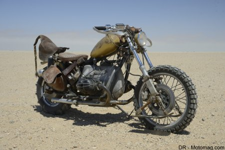 Mad Max Fury Road : chopper flat twin
